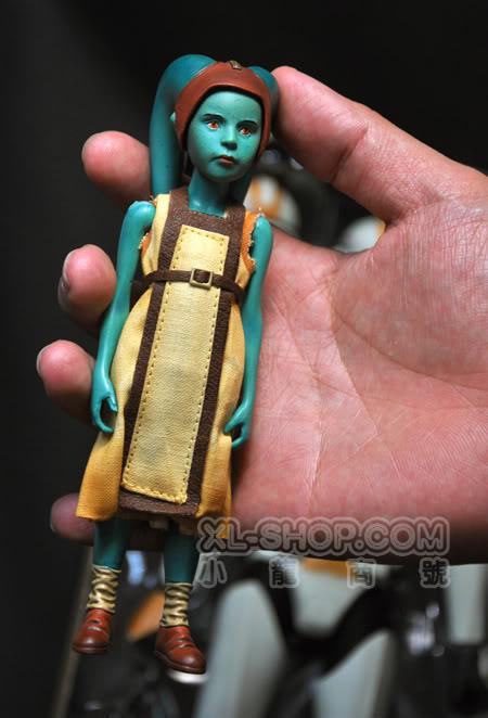 Sideshow - Boil & Waxer with Numa 12' figurines SS_SW_BoilWax_07