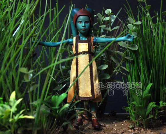 Sideshow - Boil & Waxer with Numa 12' figurines SS_SW_BoilWax_08