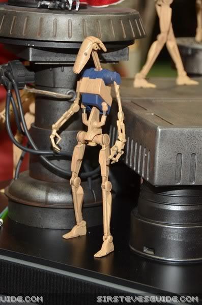 Sideshow - Pilot Battle Droid - 12 inch Figure STU_6224_resize