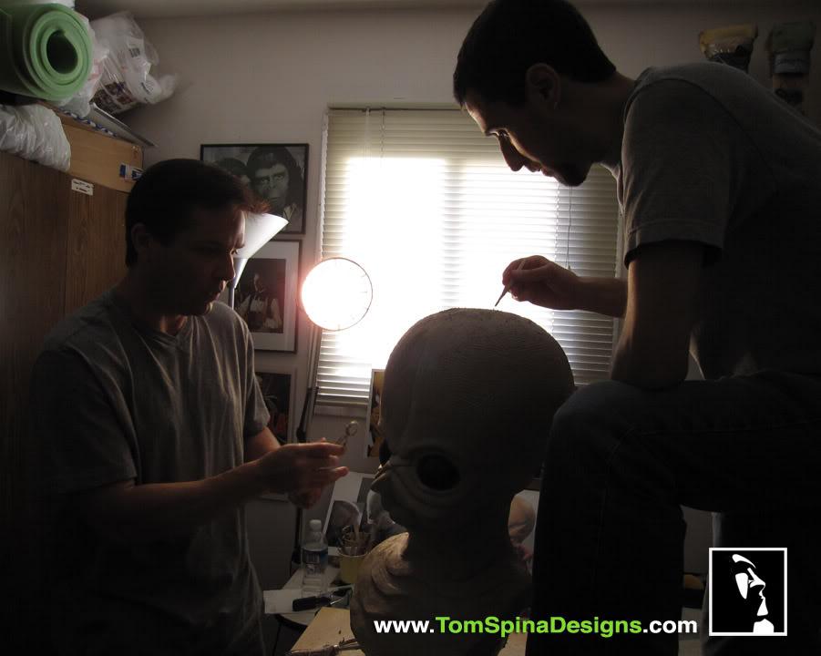 Sideshow - Figrin D'an - Life Size Bust Sideshow-Star-Wars-Figrin-Dan-Bust-Sculpture-3_1