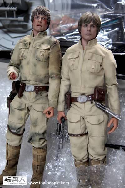 Hot Toys - 1/6 scale Bespin Luke Skywalker DX G8FOl