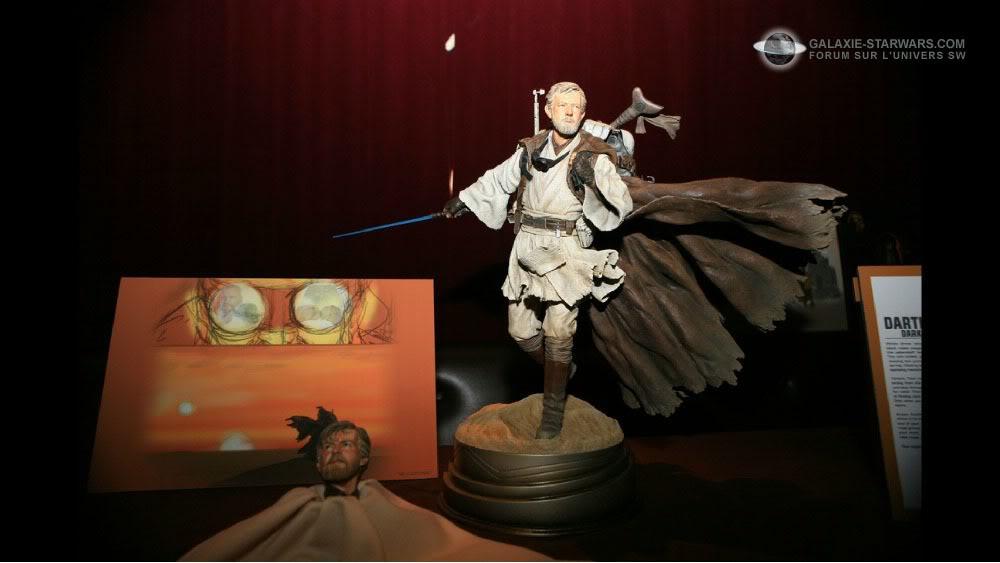 """Sideshow - Mythos - Ben Kenobi """"Desert Nomad""""  Obiwan"""