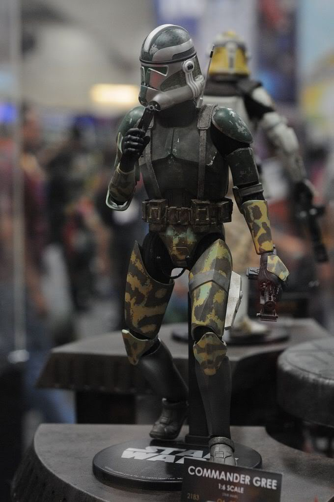 Sideshow - Commander Gree - 12 inch Figure  Sdcc2011_sideshow_starwars_25