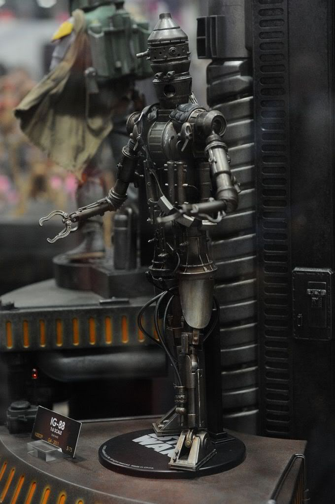 Sideshow - IG-88 - 12 inch Figure - Page 2 Sdcc2011_sideshow_starwars_7