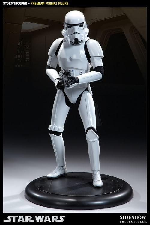Sideshow - Stormtrooper - PF - Premium Format - 2011 StormtrooperPF_01
