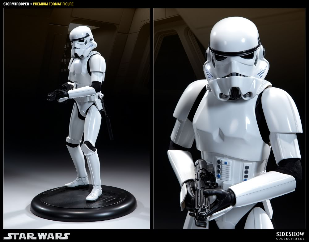 Sideshow - Stormtrooper - PF - Premium Format - 2011 StormtrooperPF_02