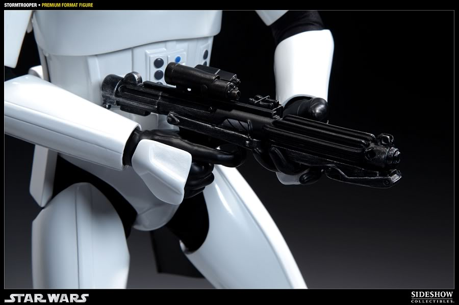 Sideshow - Stormtrooper - PF - Premium Format - 2011 StormtrooperPF_05