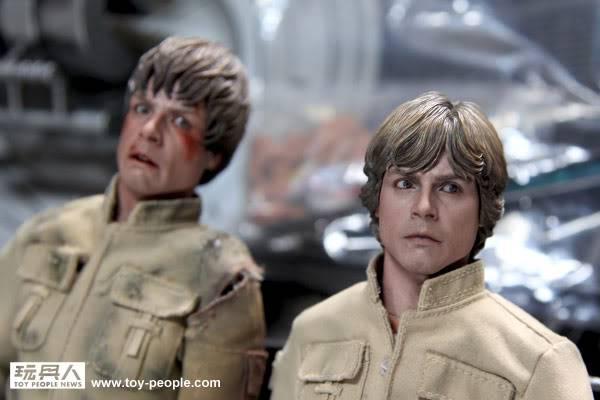 Hot Toys - 1/6 scale Bespin Luke Skywalker DX WfOHM
