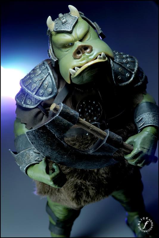The Gamorrean Guard 12-inch Figure – Return of the Jedi Wgtd6758