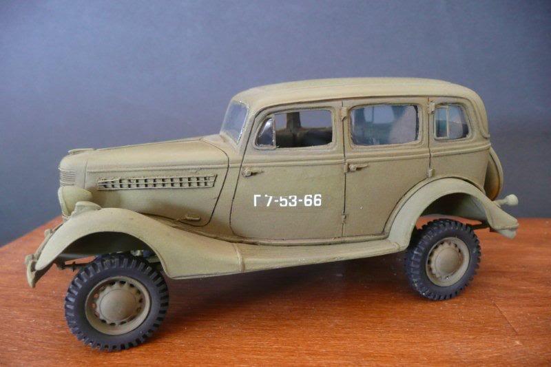 GAZ 61673 4X4 Plusmodel P1050883