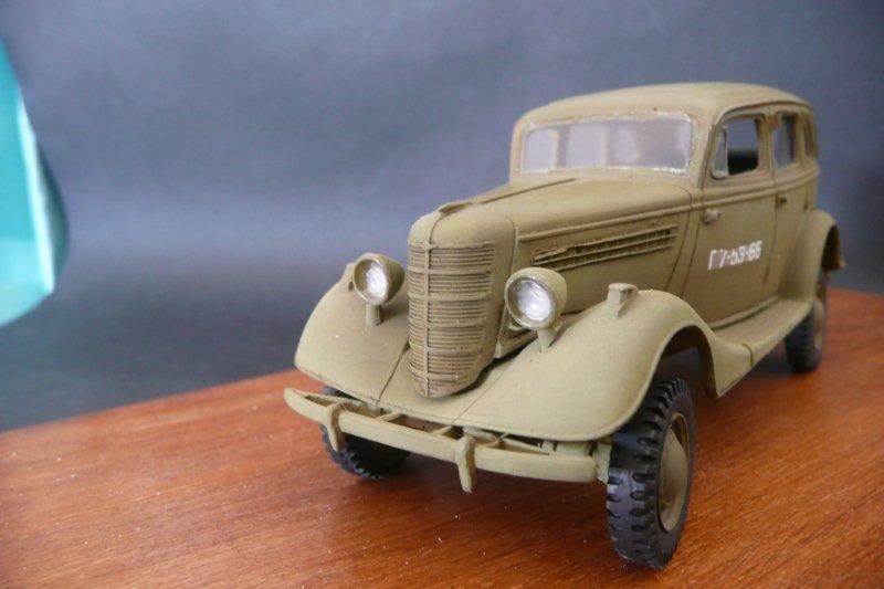 GAZ 61673 4X4 Plusmodel P1050884