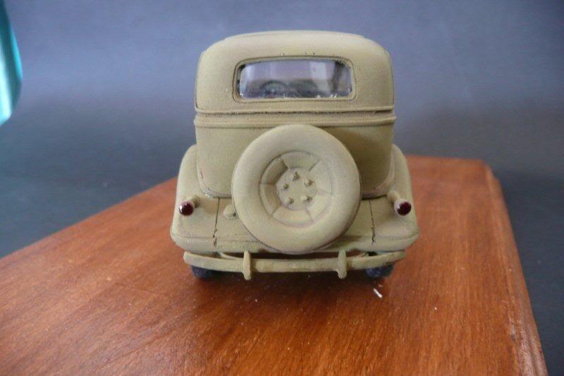 GAZ 61673 4X4 Plusmodel P1050885