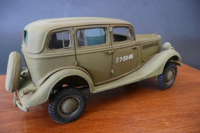 GAZ 61673 4X4 Plusmodel P1050886