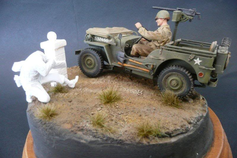 Figurine the Body Jeep-red-ball-23