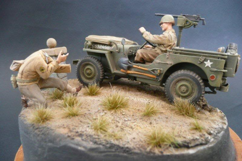 Figurine the Body Jeep-red-ball-26