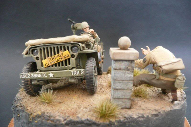 Figurine the Body Jeep-red-ball-28