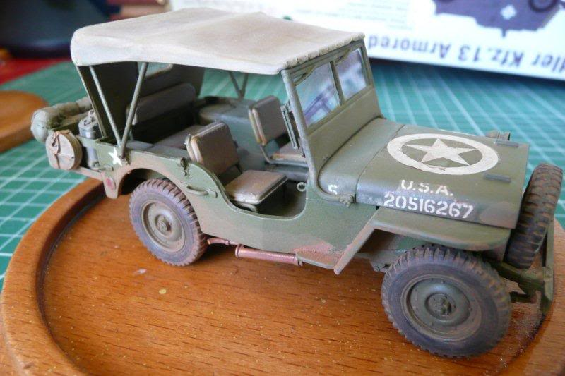 jeep Tamiya Jeep-25