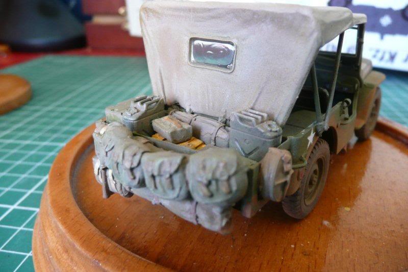 jeep Tamiya Jeep-29