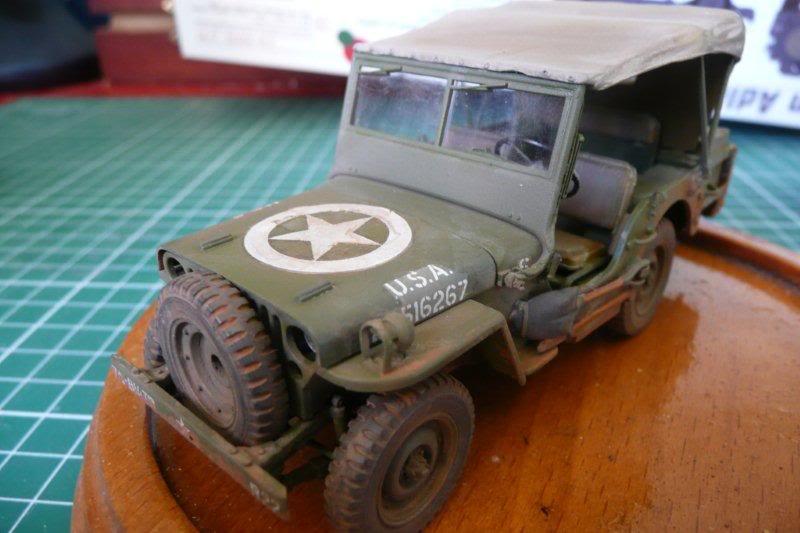 jeep Tamiya Jeep-31