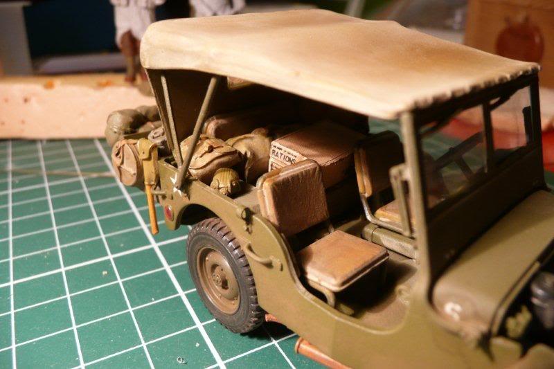 jeep Tamiya Jeep-35