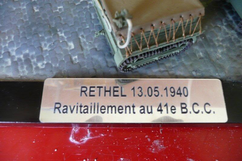 Rethel mai 1940 Plaquette-01