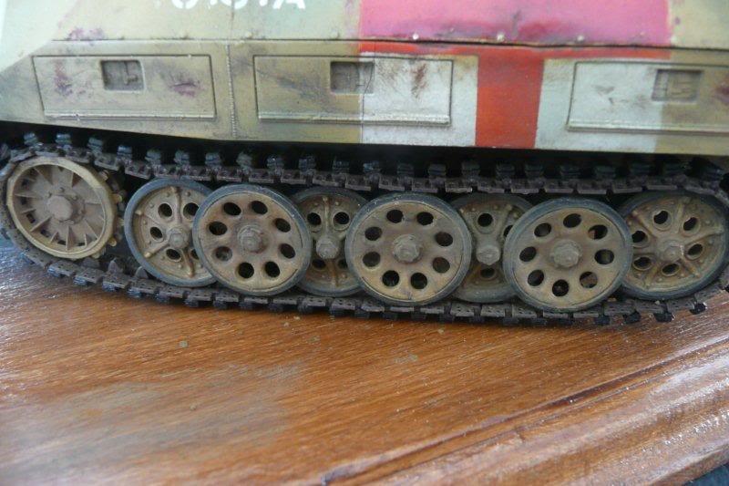 Sdkfz 251/1  Ausf D Tamiya Sdkfz251-38