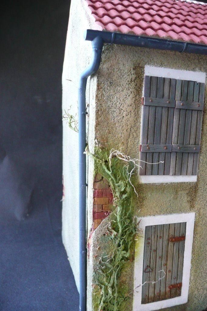 Maison type Normande en carton plume - Page 2 Maison-normande-34