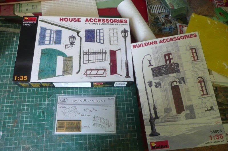 Maison type Normande en carton plume - Page 2 Miniart-1