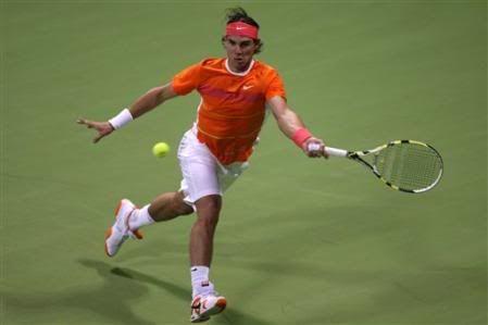 Rafael Nadal - Page 9 Doha