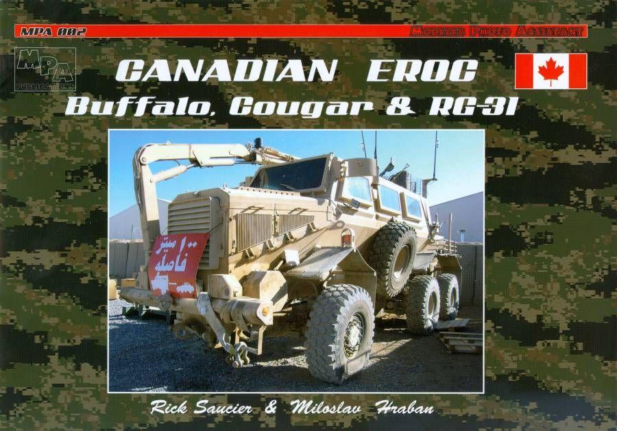 Canadian EROC Buffalo, Cougar & RG-31 CanadianEROC