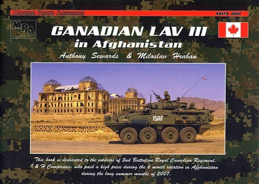Canadian LAV III in Afghanistan LAVIIIcanadian