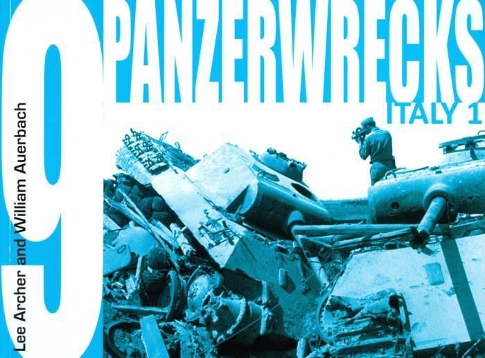Panzer Wrecks 9 Italy Special PW9