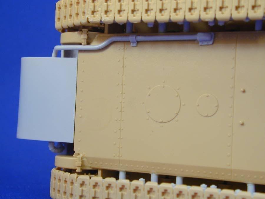 TMD's BEF Matilda Conversion for Tamiya kit DSCN6242