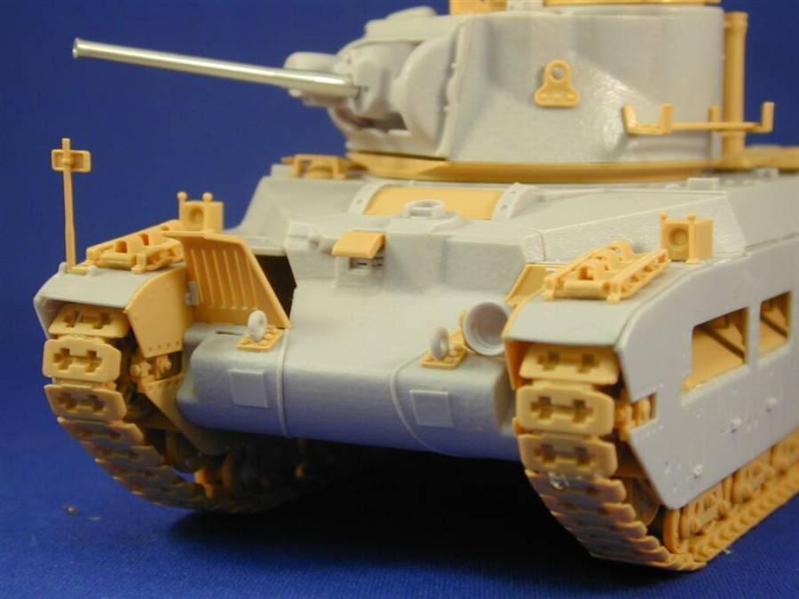 TMD's BEF Matilda Conversion for Tamiya kit DSCN6245
