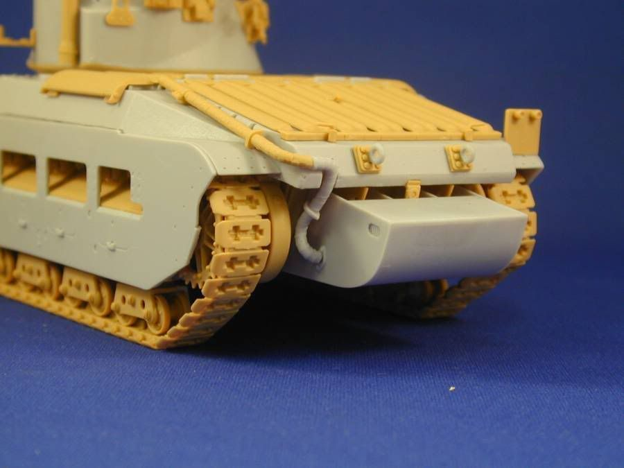 TMD's BEF Matilda Conversion for Tamiya kit DSCN6246