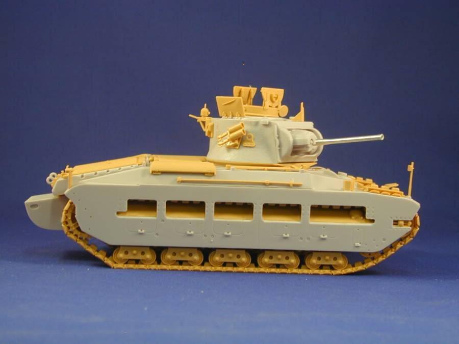 TMD's BEF Matilda Conversion for Tamiya kit DSCN6251