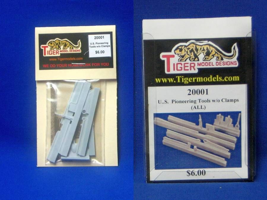 Some of TMD's new Sherman Goodies Reviewed! 20001