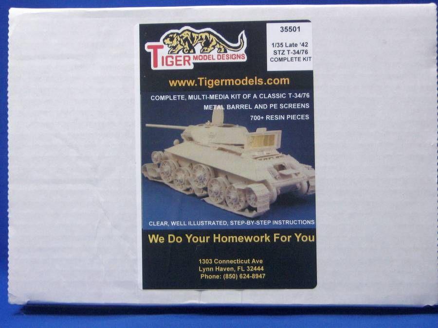 TMD's STZ T-34 01box