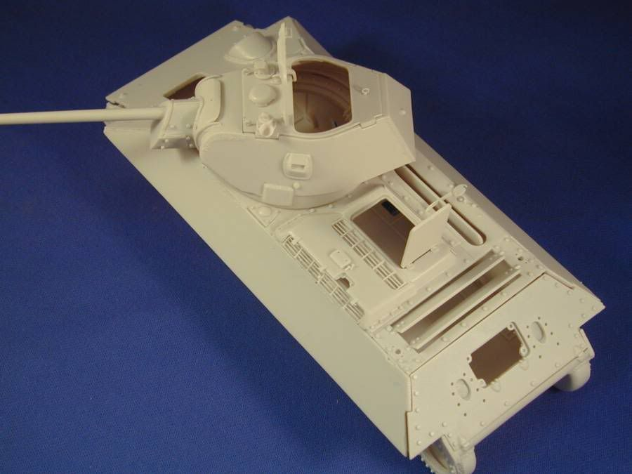 TMD's STZ T-34 Toprearquarter