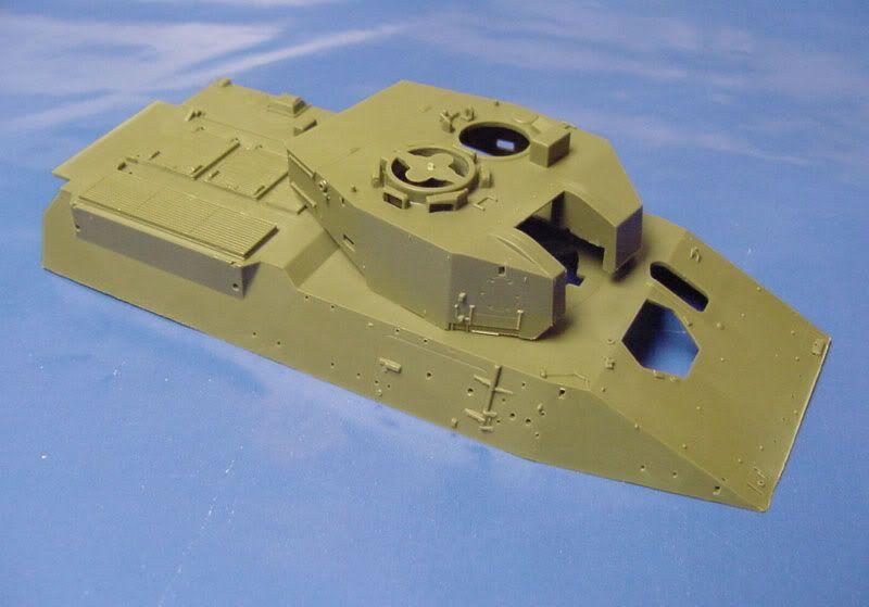 Trumpeter Type 87 JGSDF recon vehicle B_1477_8