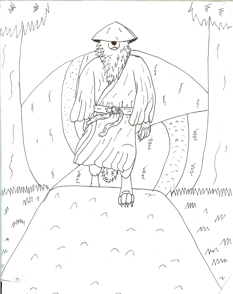 TMNT-Kimono Falljoyinkimono