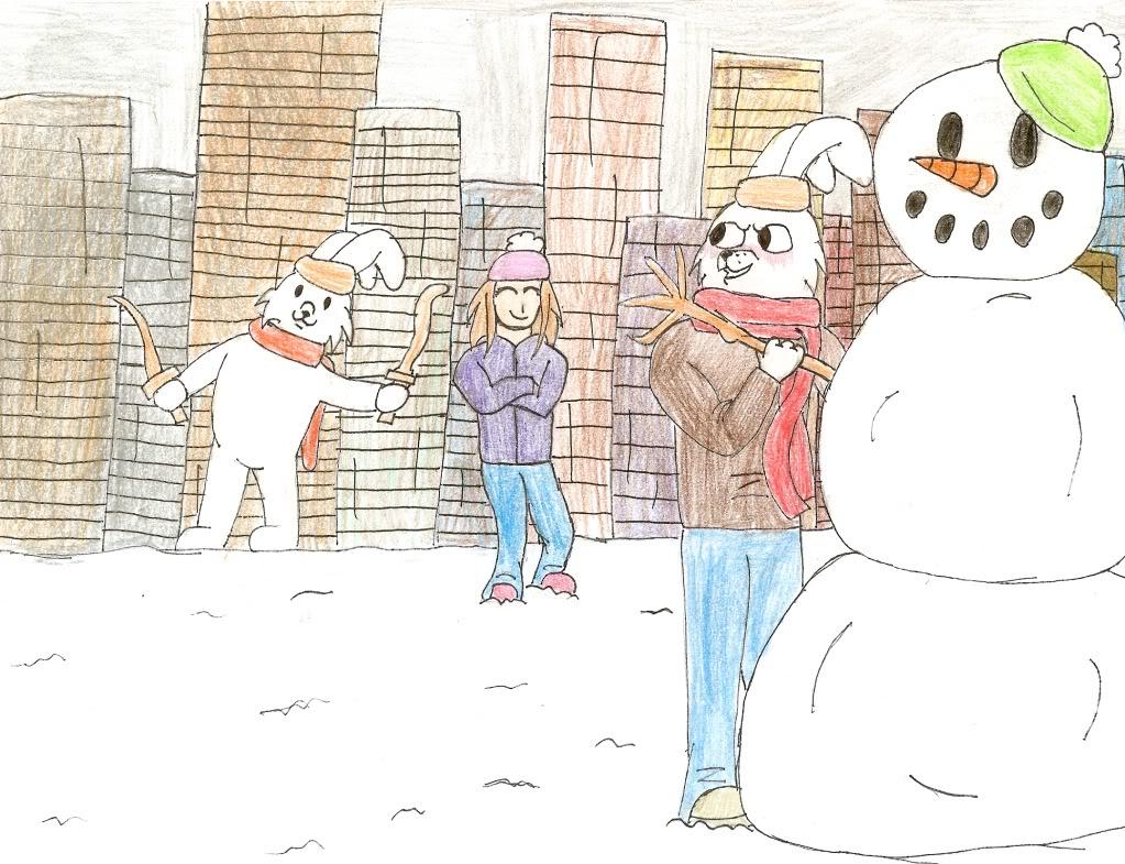 Christmas?! - Page 2 Venususagisnowman