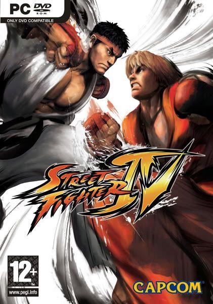 PCGAME Street Fighter IV CaratuladeStreetFighterIV
