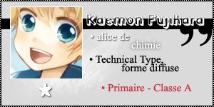Kaemon Fujihara CarteKaemon