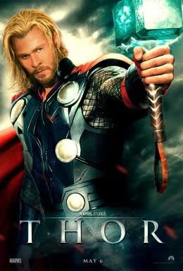 Thor la película  Thor-2011
