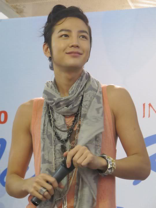 JANG KEUN SUK...Fanmeeting en Singapur...*suspiros* Singapurjks