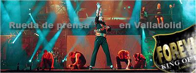 Forever King Of Pop · Foro no oficial - Portal Ruedadeprensavalladolidforever27863