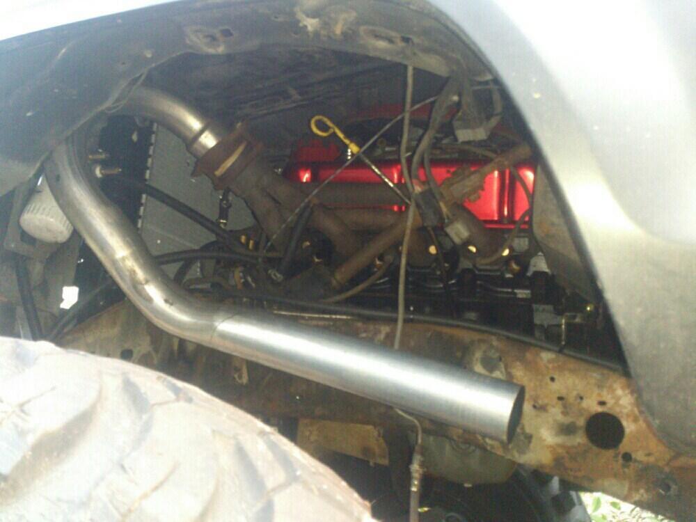 V8 Ranger Mud Truck Mms95img-1122044895