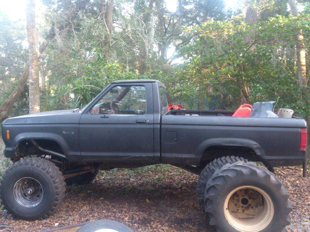 V8 Ranger Mud Truck Mms95img-617352146