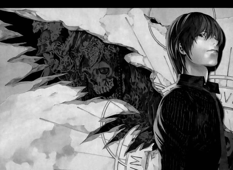[Character Review] Yagami Raito - My Night God Moon... YagamiRaito